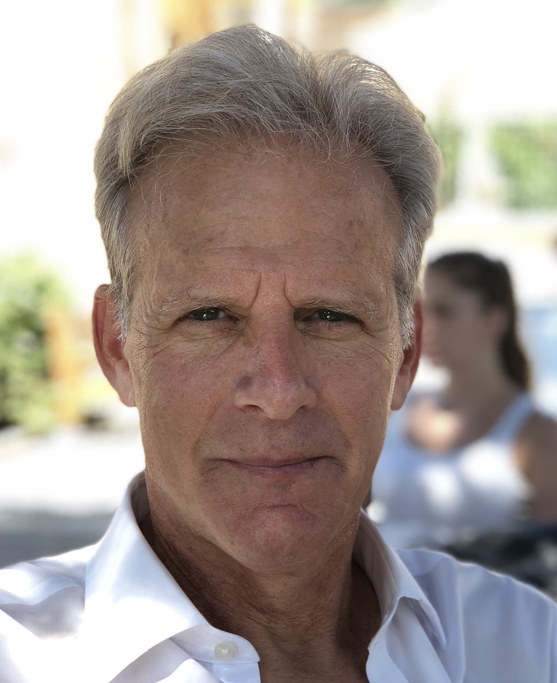 Michael Oren, Grandfather